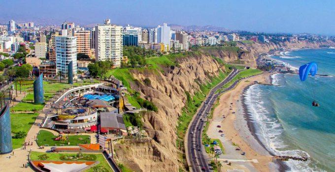 Lima a linda capital do Peru