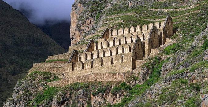 Ollantaytambo, o povoado Inca vivo