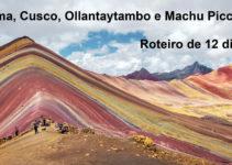 Peru, Roteiro de 12 dias