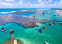 Maragogi reabre as piscinas naturais para o turismo
