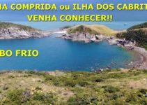 Ilha Comprida ou Ilha dos Cabritos em Cabo Frio 8