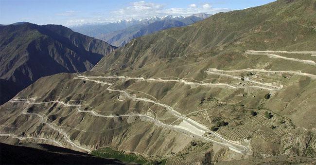 Estradas mais perigosas do mundo: quer se aventurar? 8