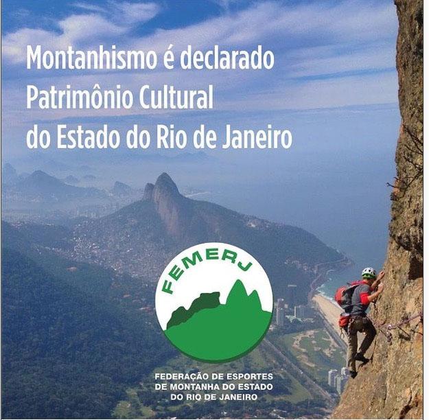 Montanhismo, Patrimônio Cultural do Rio de Janeiro 2