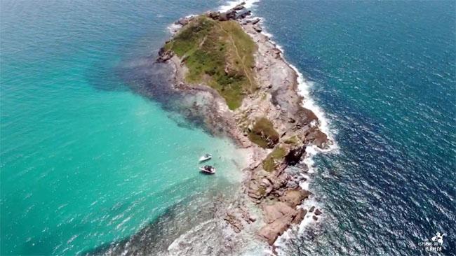 Ilha e Praia do Pontal em Arraial do Cabo 6