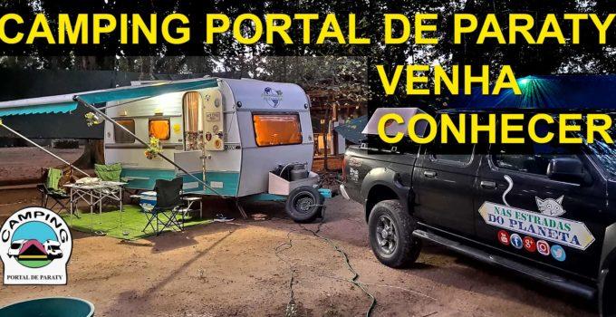 Camping Portal de Paraty 1