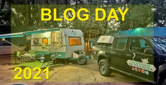 Blog Day - Dia do Blog de Viagem