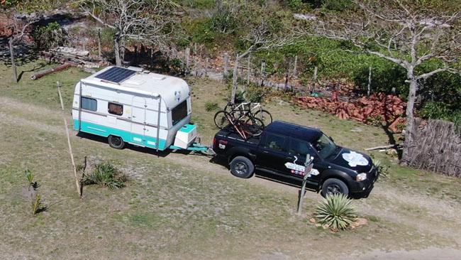 O que a viagem com trailer ensina? 1